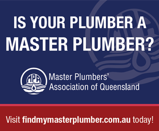 Is your plumber a master plumber